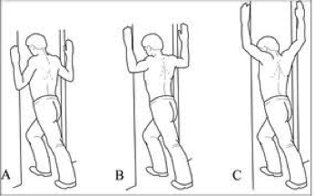 Pectoralis Major - Doorway Stretch